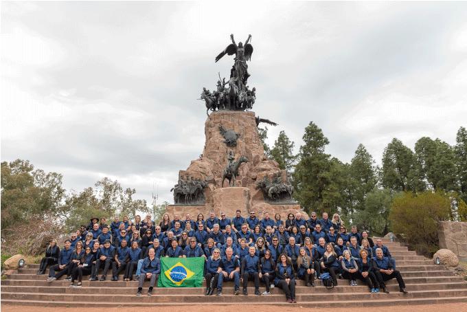 Convenção do Grupo GC do Brasil - 2018