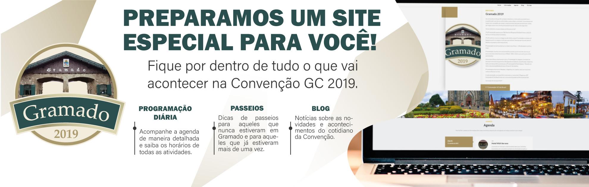 Convenção GC do Brasil 2019