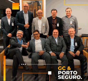 GC & Porto Seguro, juntas novamente.