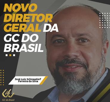 Novo Diretor Geral da GC do Brasil